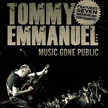 Music Gone Public DVD